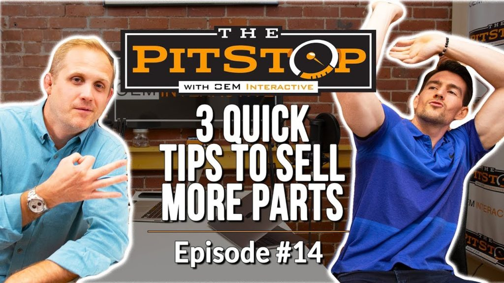 auto parts marketing