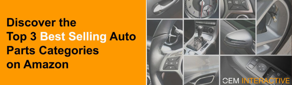 amazon auto parts, selling auto parts online, auto parts market