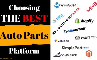 best auto parts websites