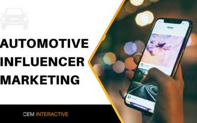 automotive influencer marketing