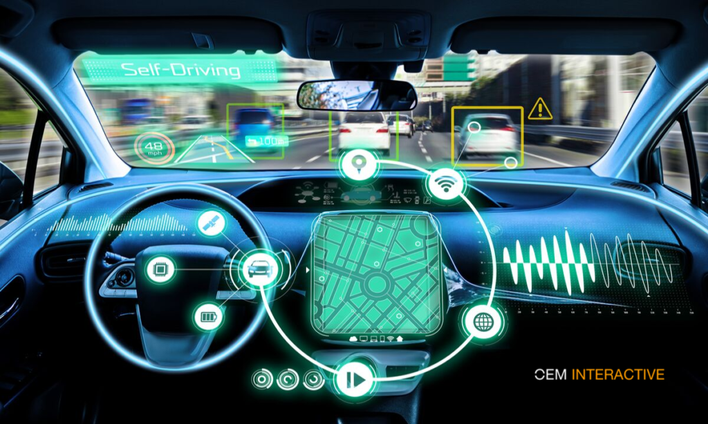 autonomous cars and profitability in dealerships parts departments