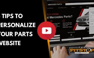 auto parts ecommerce